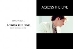 ACROSS THE LINE 2012