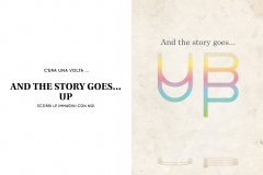 AND THE STORY GOES UP