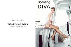 BOARDING DIVA
