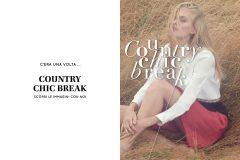 COUNTRY CHIC BREAK