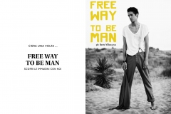 FREE WAY TO BE MAN