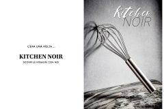 KITCHEN NOIR