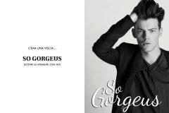 SO GEORGEUS