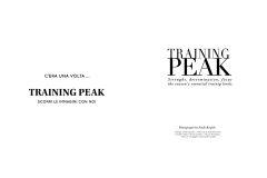 TRAINING PEAK