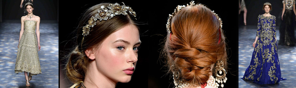 Diadema is the new trend!