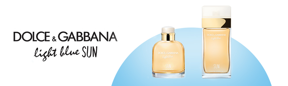 Dolce&Gabbana Light Blue Sun: l'universale appeal del sole