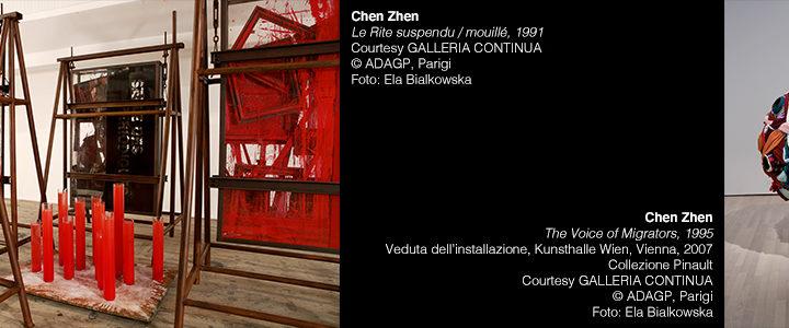 Mostra Chen Zhen