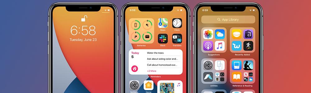 Novità Apple